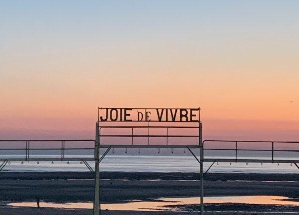 """Joie de vivre"""