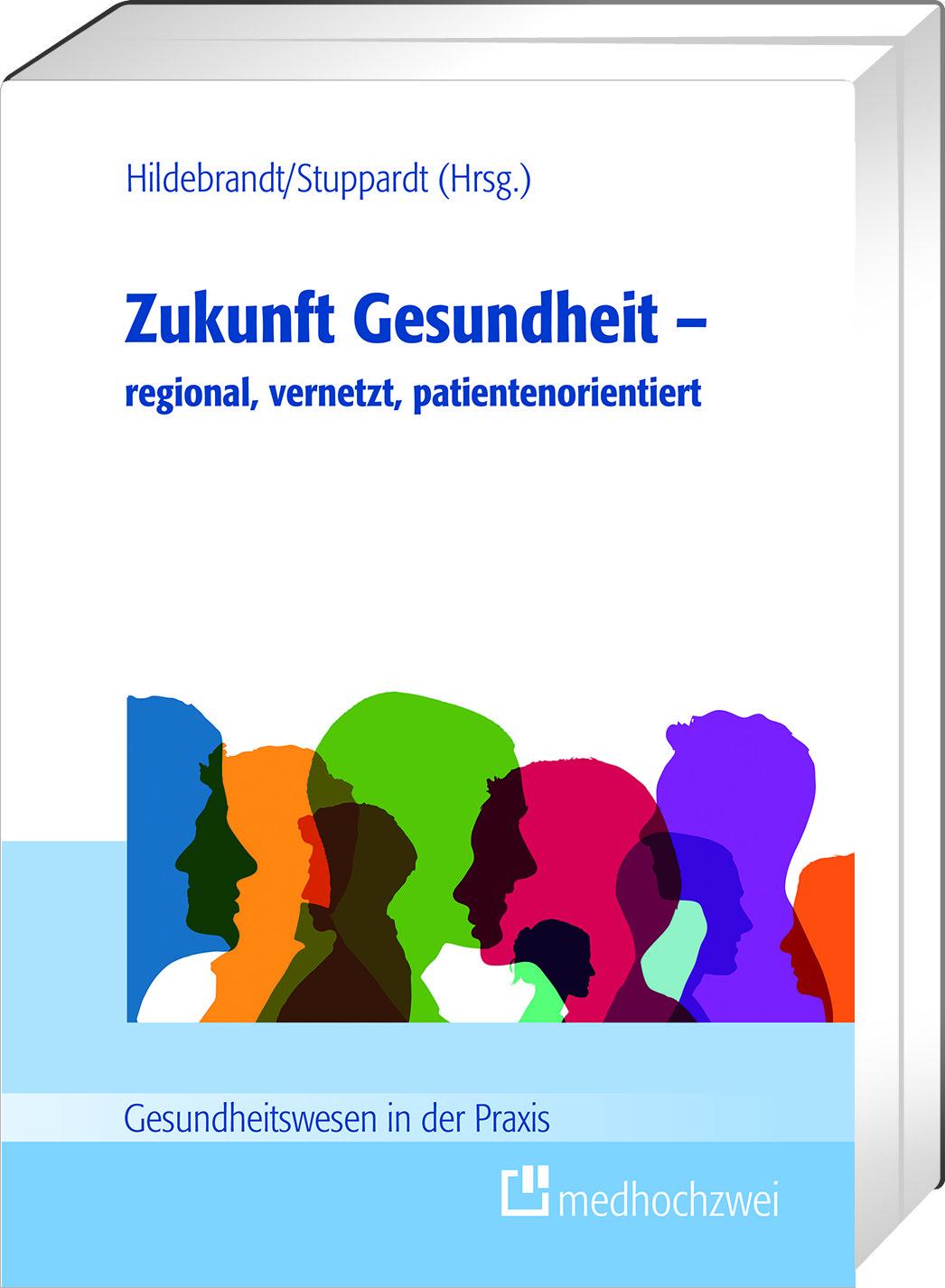Buchcover Zukunft Gesundheit
