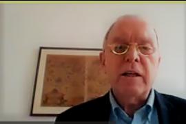 Dr. med. Ellis Huber, Vorsitzender des Berufsverbandes der Präventologen